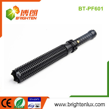 Ningbo Factory Outlet Emergency Long Beam Aluminum led scuba flashlight