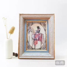 Wholesale gold antique photo frames studio decor picture frames