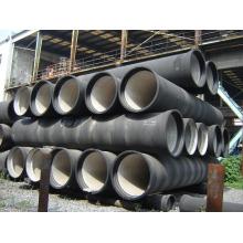 """ISO2531 K9 16 """"DN400 tubo de ferro dúctil"""