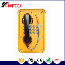 Analog Weatherproof Telephone Railway Telephone Waterproof Industrial Telephone Knsp-09