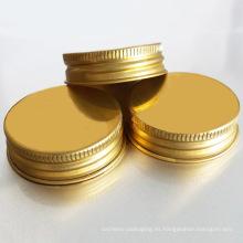 Lata de aluminio cosmética de alta calidad (NAL03)