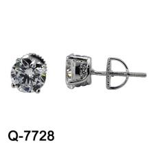 Новые ювелирные изделия способа серег стерлингового серебра конструкции 925 (Q-7728. JPG)