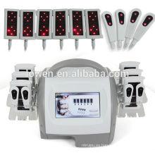 Vacío RF Lipo Laser que adelgaza la cavitación
