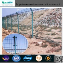 Outdoor Welded 358 Wire Mesh Fence