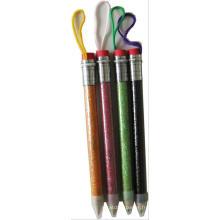 enfants enfants papeterie, Mini Jumbo crayon avec paillettes barral, crayon de couleur