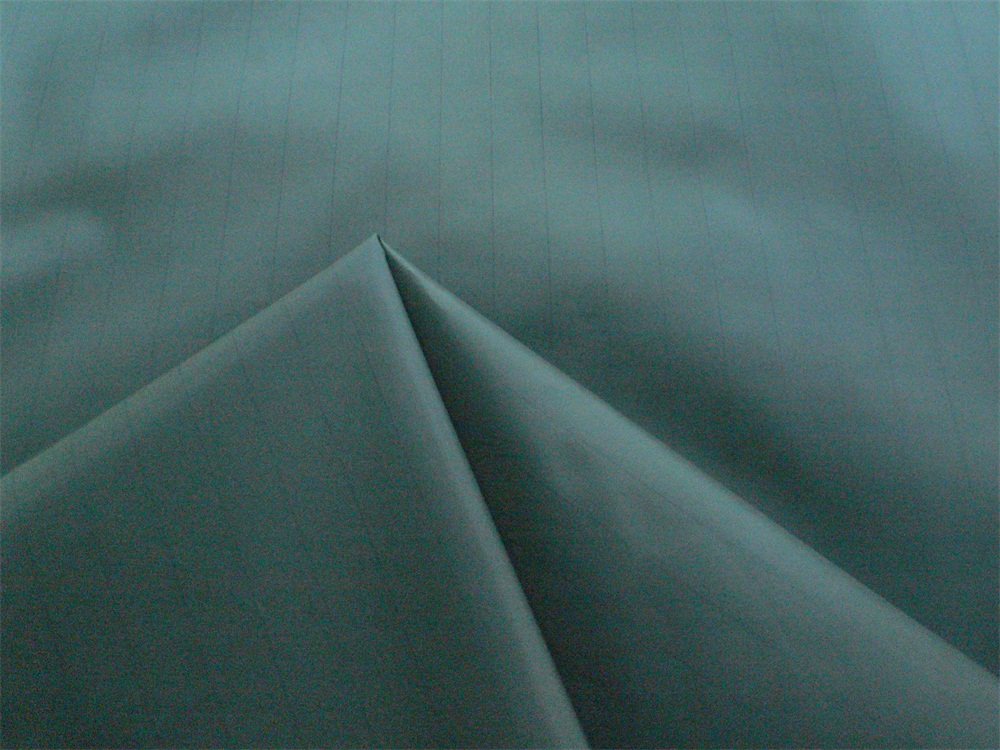 PU Coating 210T Polyester Fabric with Anti-static Fibre