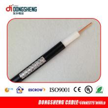 Cable coaxial Rg11 para la red de CATV del satélite
