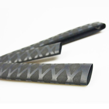 Bonne tuyauterie résistante de rétrécissement de la chaleur de polyoléfine d'abrasion pour des cannes à pêche