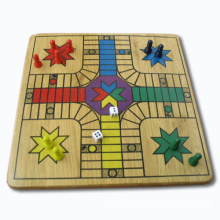 2014 New Wooden Chess Board Toy for Kids, Chess Board Set for Children, Hot Sale Wooden Toy Chess Board for Baby Wj278477