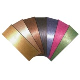 PVD Titanium Plating Brushed Finish / No4# Finish Stainless Steel Sheet