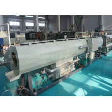 HDPE Plastic Extruder for Pipe Extrusion Production Line