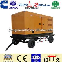 Mobile Kraftwerk Styer Generator Strom 220kw / 275kva