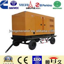Generador de Styer de la estación de energía móvil Corriente 220kw / 275kva