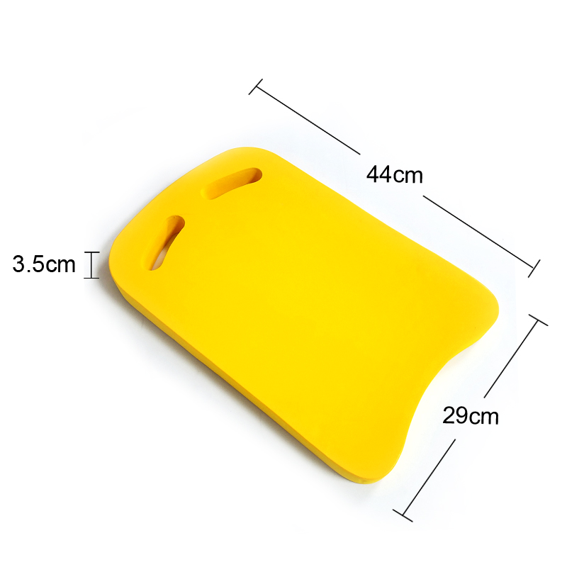 Foam Color Yellow Pool Accessories Water Training Kickboard
