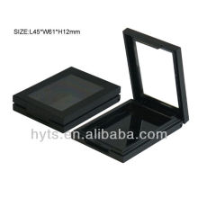 квадратная коробка косметическая порошок