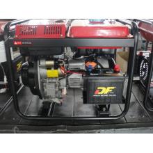 Generador diesel 3kw con panel digital opcional