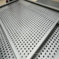 A36 Galvanized Steel Perforated Metal Sheet (XM1-9)