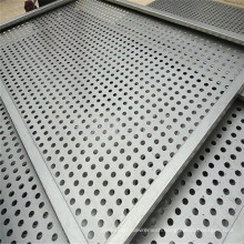 2015 Heshuo Hot Sale Galvanized Expanded Metal