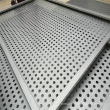 2015 Heshuo Venda Quente Galvanizado de Metal Expandido
