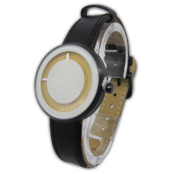 Fashion Ladies Stainless Steel Watch (HAL-1282)