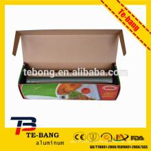 Envoltura del chocolate hoja de aluminio / precio directo de fábrica de China
