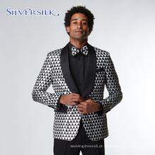 Novos ternos de smoking profissional popular e clássico masculino