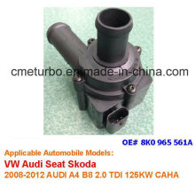 Brushless auxiliar / adicional de circulación de la bomba de agua OEM 8k0965561A