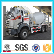 Beiben 6X4 340HP Concrete Mixer Truck for Sale