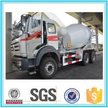 Caminhão betoneira Beiben 6X4 340HP para venda