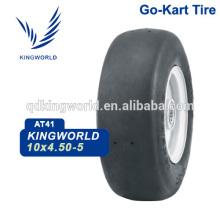 DOT approved 4x4 slick go kart tires