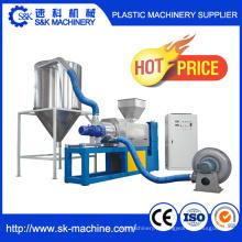 Zhangjiagang Film Scrap déshydratant et machine à granuler