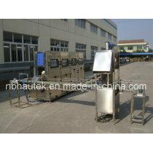 18,9 L botella de agua automática, máquina que capsula de relleno