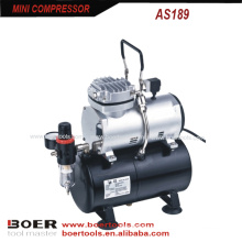 1/мини-воздушный компрессор 6лошадиная сила с 3L бака