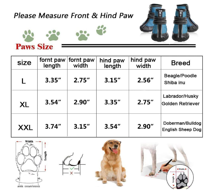 Pet Dogs Running Shoes