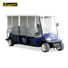 CE одобрил 8 местный электрический гольф-клуб автомобиль гольф корзина багги