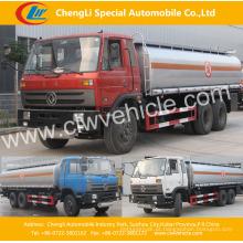 Caminhão de tanque de enchimento do gás de 6X4 Dongfeng 16cbm LPG