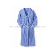 Printed hotel terry cloth bathrobe for wholesales