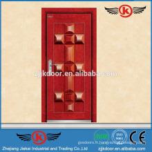JK-A9007 plaque d'armure résidentielle porte en bois / porte salle forte