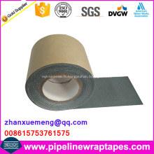 Ruban de protection anti-corrosion à base de caoutchouc butyle pour tuyau d'acier enterré