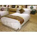 Hotel Leinen Lieferanten Luxus Komfortable Sofa100% Baumwolle 400tc 60s / 80s Plain / Jacquard /