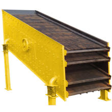 Energy saving circular vibrating screen