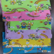 wholesale printed cotton flannel factory sell flannel printed fabric