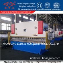 CNC Bending Machine with Delem Da52 CNC Controls