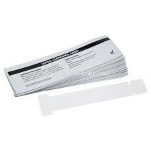 "Kit de limpieza de impresora Zebra 105912-707 - Tarjetas de limpieza ""T"" grandes (buscando distribuidor)"