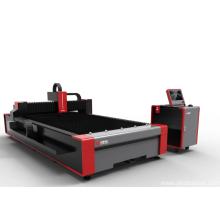 Fiber Laser Cutting Machine for Aluminum alloy plate