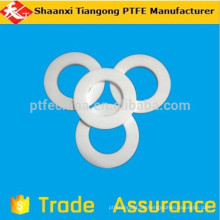 100% reines ptfe Material ptfe Dichtungen / Spacer