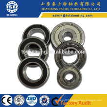 Water pump bearing chrome steel bearing 629