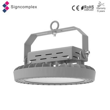 5 années de garantie 120lm / W IP65 100W LED Haute baie luminaire fixateur