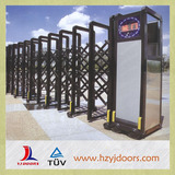 easily assembled YJ folding gate