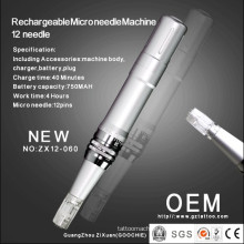 SGS, Ce, LVD, EMC Certification and Derma Rolling System Type Skin Needling Derma Pen